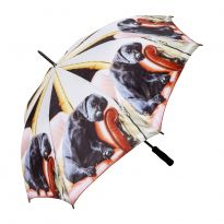 Sleeping Lab Folding Umbrella