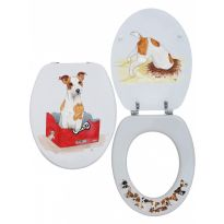 Loo Seat Jack Russell