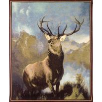 Monarch of the Glen Wall Tapestry
