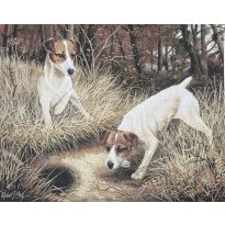 Jack Russell's Wall Tapestry