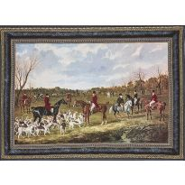The Suffolk Meet Wall Tapestry