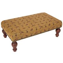 Highland Upholstered Stool