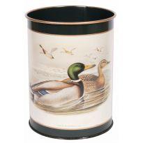 Mallard Duck Waste Paper Bin