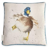 Cushion A Waddle and a Quack Duck