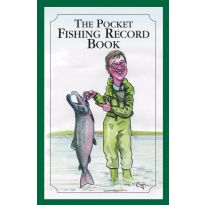 Bryn Parry Fishing Record Book