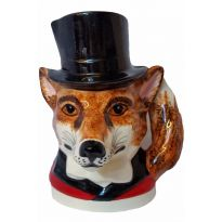 Hunting Fox Jug Red