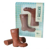 Chocolate Wellie Brigade