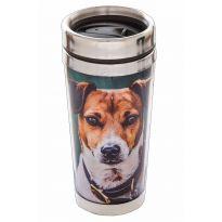 Travel Mug Jack Russell