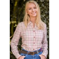 Ladies Jersey Lined Shirt
