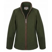 The Chilton Fleece Jacket Olive