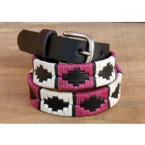 Ladies Polo Belt - Cerise
