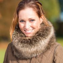 Baleno Faux Fur Snood