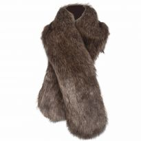 Baleno Diaz Faux Fur Loop Scarf