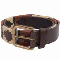 Men's Polo Belt - Rustic