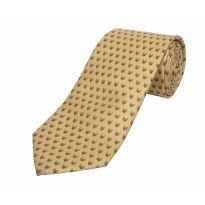 Silk Tie Bryn Parry Fox Mask