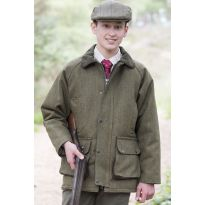 Kids Country Tweed Jacket