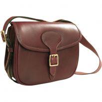 Leather Cartridge Bag - The Charlton