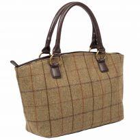 Tweed Tote Bag