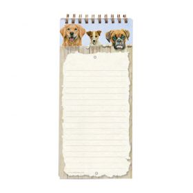 Nosy Neighbours Magnetic Notepad