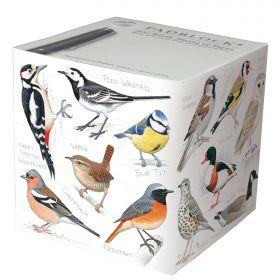 Padblock British Birds