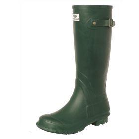 Hoggs of Fife Braemar Wellington Boot - Green