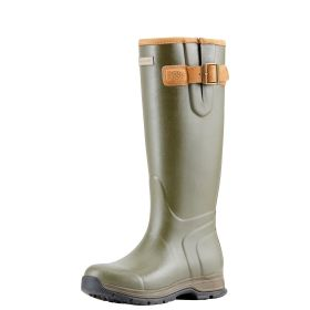 Ariat Ladies BURFORD INSL OLIVE GREEN