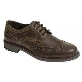 Hoggs of Fife Inverurie Country Brogue Shoes