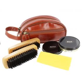 Classic Shoe and Boot Cleaning Kit
