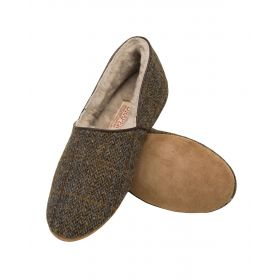 Harris Tweed Slippers