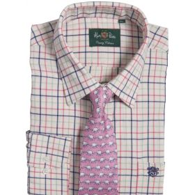 Alan Paine Ilkley Country Shirt by Alan Paine - Pink