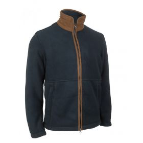 Alan Paine Aylsham Fleece Windblock - Navy