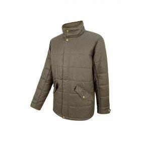 Elgin Men's Quilted Herringbone Jacket