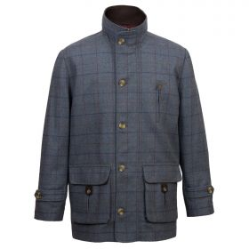 Hewitt Country Jacket - Airforce