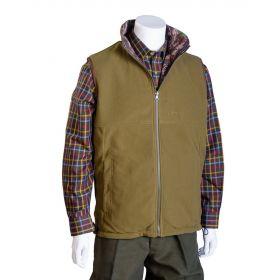 Reversible Fleece and Camo Gilet