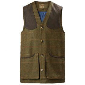 Musto Balmoral Tweed Shooting Waistcoat