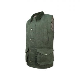 Helmsdale Tweed Waistcoat