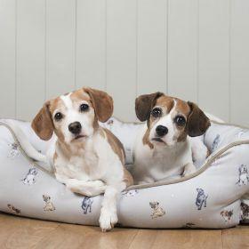 Wrendale Dog Bed