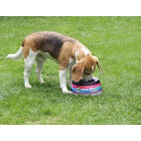 Non-Spill Dog Bowl