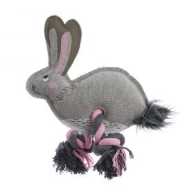 Hare throw with rope