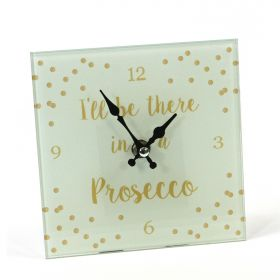 Prosecco Time Clock