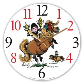 Thelwell Clock
