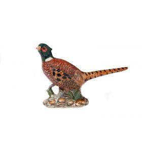 Feisty Pheasant - Ceramic Figurine