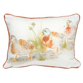 Country Cushion Ducklings