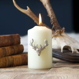 Stag Candle Pins