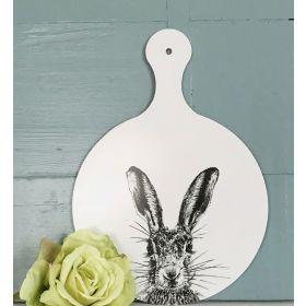 Sassy Hare Chopping Board