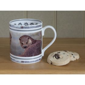 Country China Mug Otter