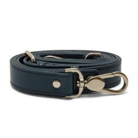 Navy Strap For The Cartridge Handbag