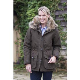 Ladies Gamekeeper Jacket Olive