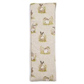 Microwaveable Neckwarmer and Body Wrap Hares