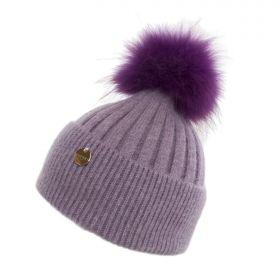 Luxurious Pompom Hat